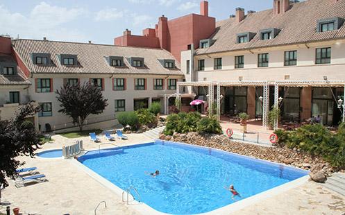 servicios de alojamiento en hotel antequera