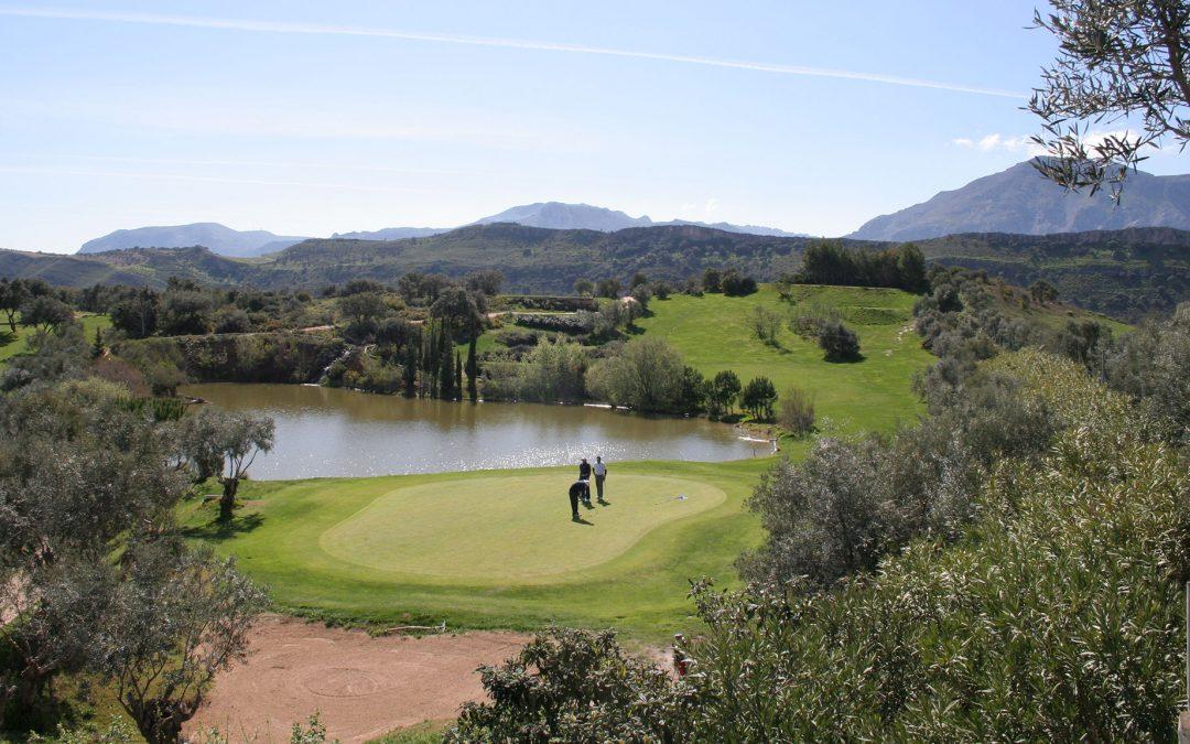 Bienvenidos a Antequera Golf