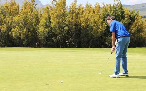 todos los servicios de golf