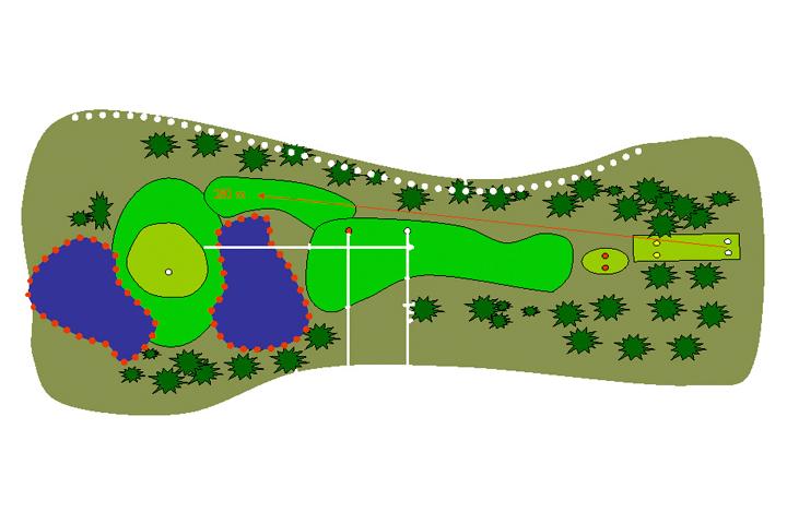 plano hoyo 7