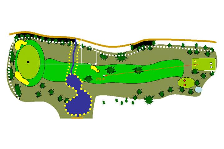 plano hoyo 10