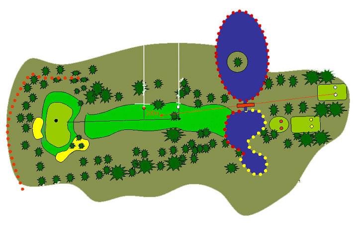 plano hoyo 11