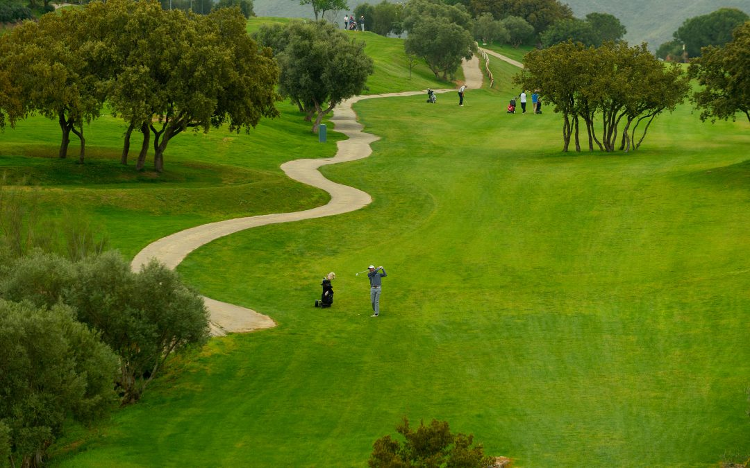 Antequera Golf held the VIII Vicente Jiménez Memorial