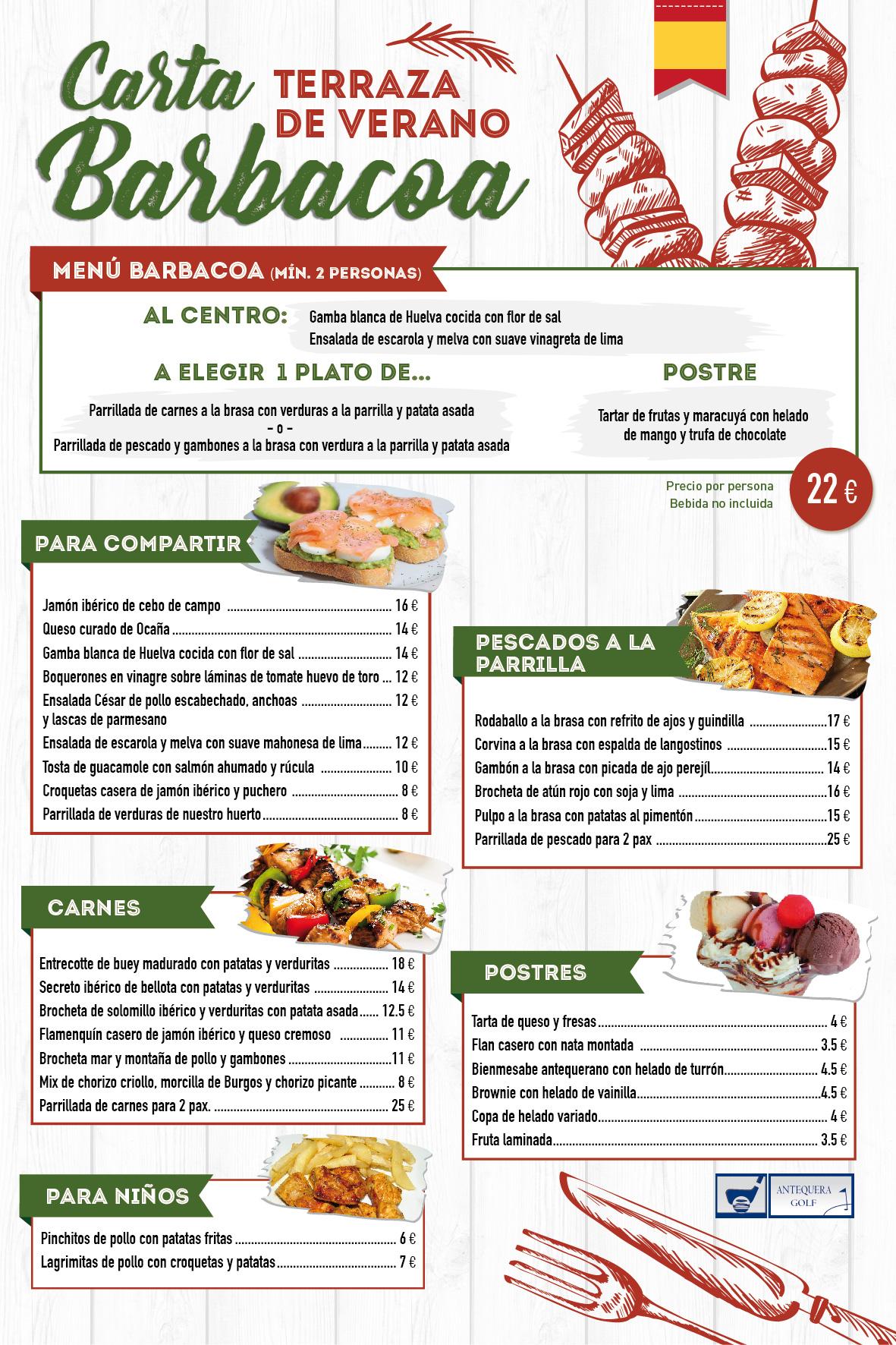Restaurante Campo de Golf I Campo Antequera Golf