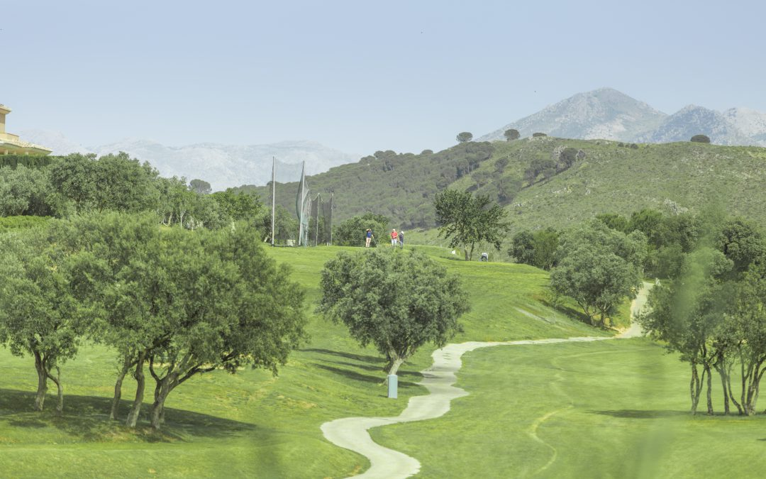 Golf, nature and fun within all reach