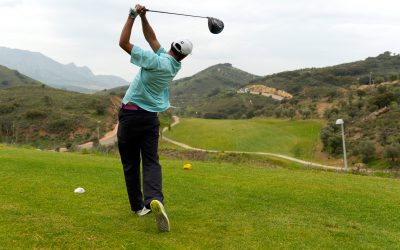 Antequera Golf course is full of nature