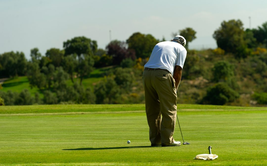 Un campo de golf perfecto para vivir la emoción