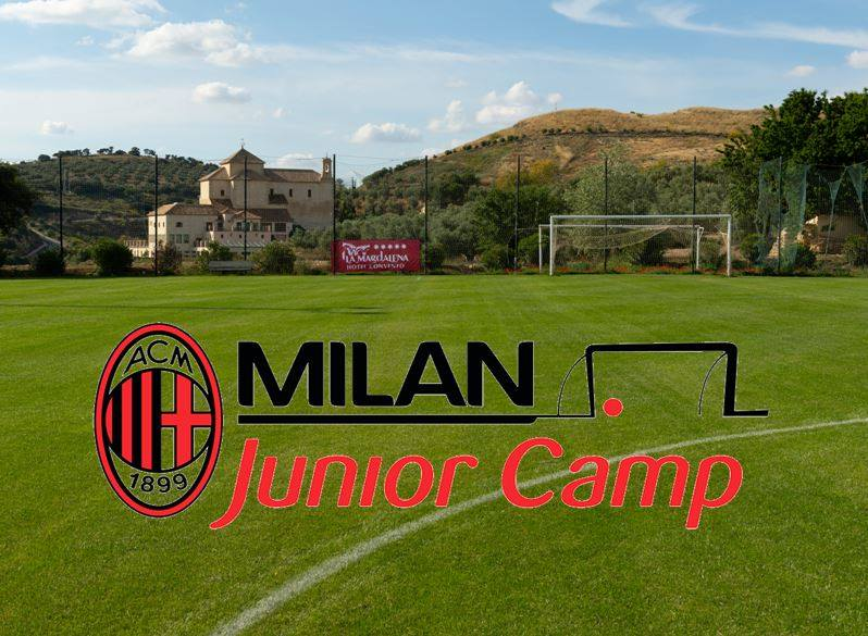 Grupo ANtequera Golf will be the official headquarters of the Milano Junior Camp