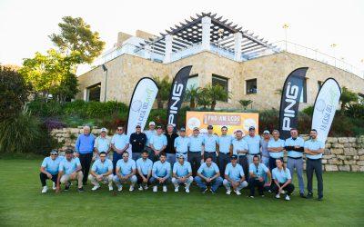 Antequera Golf acoge a los mejores del golf nacional en el Torneo PRO-AM