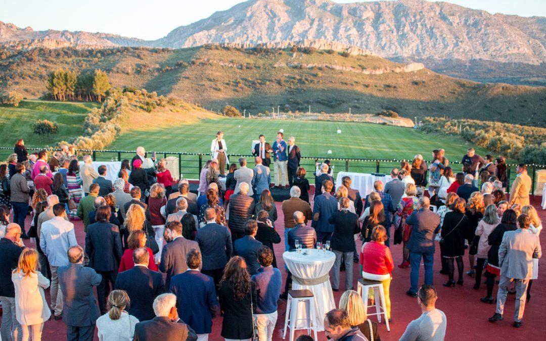 300 promotores e interesados asistieron al lanzmiento de la nueva Urbanización Antequera Golf