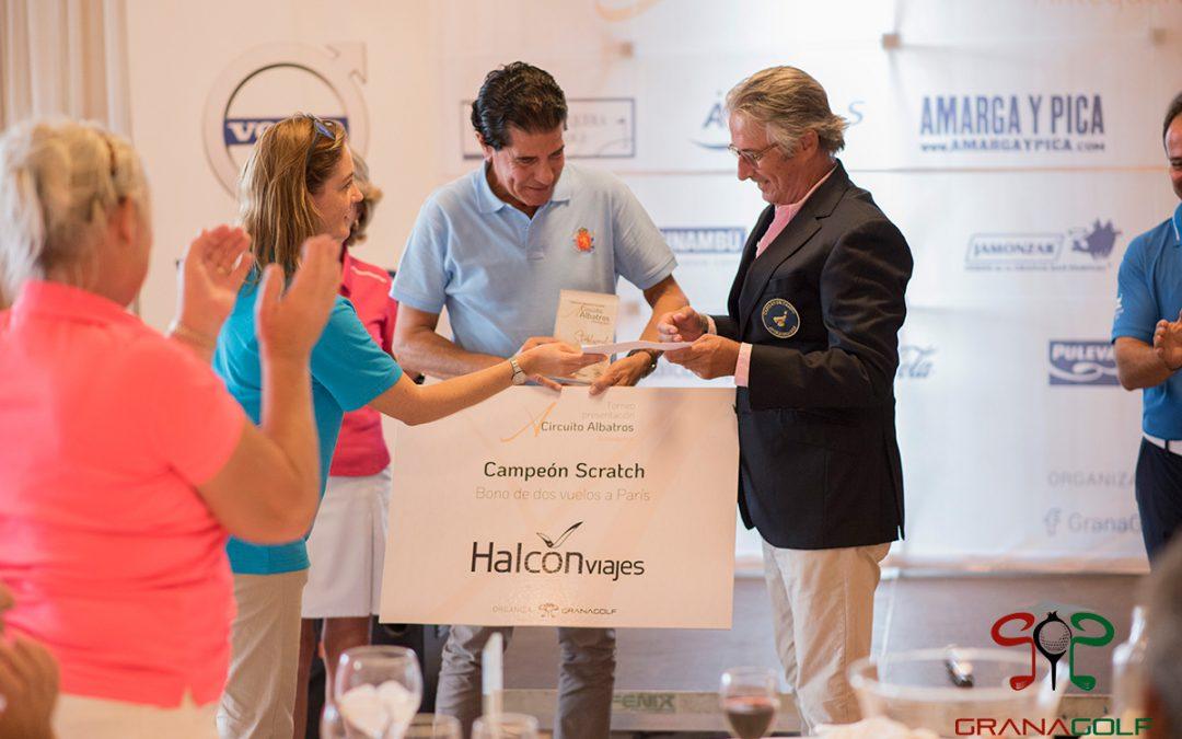 Antequera Golf, anfitrión del Torneo Albatros 2020