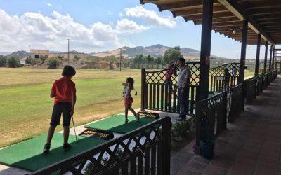 Beneficios del golf para niños